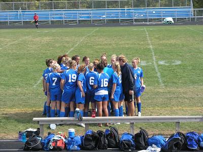 Katie - Soccer - RHS Varsity - 2006-09-16 & 10-14