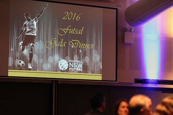 2016 0312 - FNSW Futsal Gala Dinner