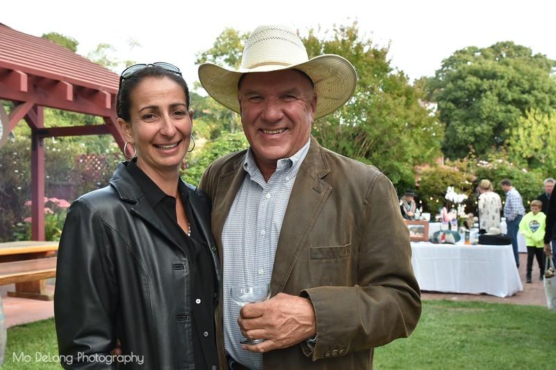 Nicole and Tom Bachman