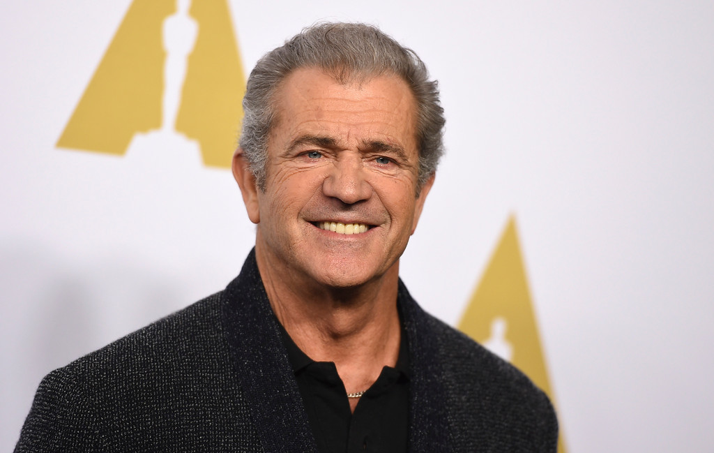 . Mel Gibson arrives at the 89th Academy Awards Nominees Luncheon at The Beverly Hilton Hotel on Monday, Feb. 6, 2017, in Beverly Hills, Calif. (Photo by Jordan Strauss/Invision/AP)