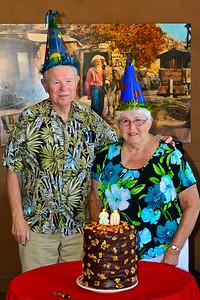 Betty & Carl's 80th Birthday Celebration