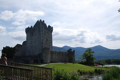 Ireland Day 1: Ross Castle & Killarney Nat'l Park