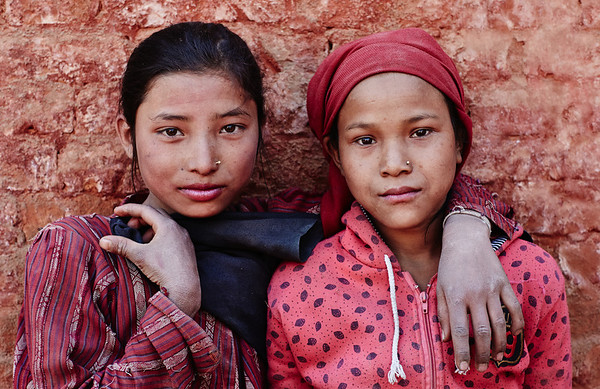 Portraits of Nepal (Colour)