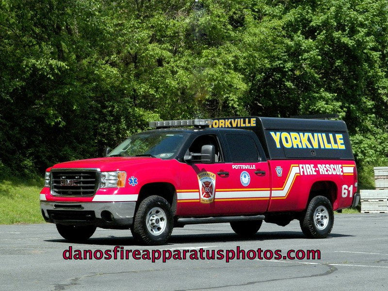 YORKVILLE HOSE & FIRE CO.