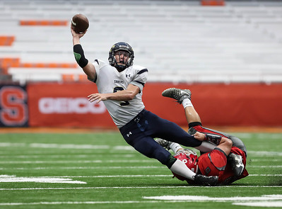 Jamesville-Dewitt Red Rams v. Susquehanna Valley Sabers 9-1-18