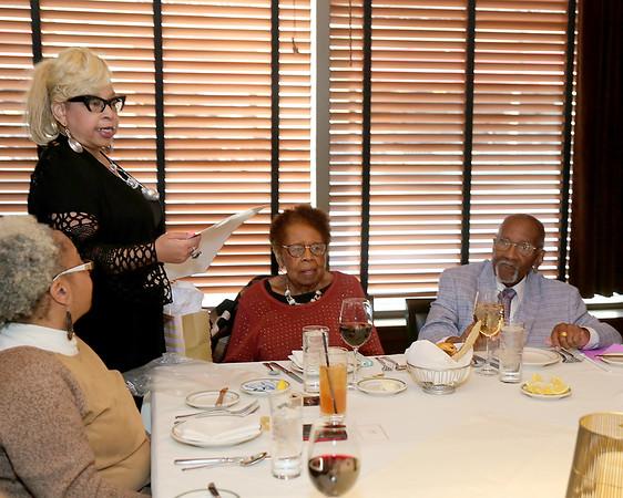 Ruby Dancy's 90th Birthday Celebration 2-29-20