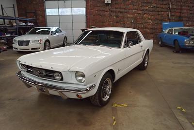 Johns 65 Mustang