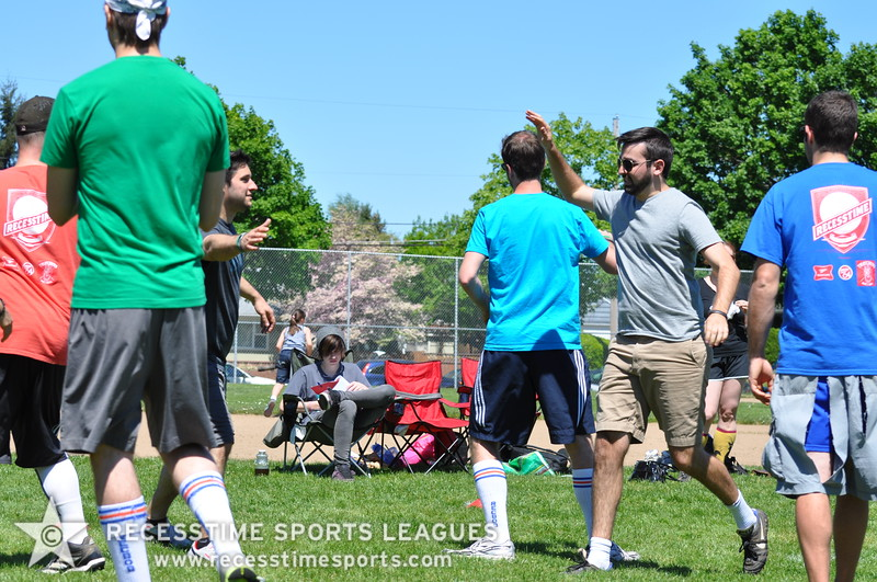 Recesstime Sports Leagues Portland Kickball Spring 2013 Dodgeball Bowling Ping Pong Mushball - 096