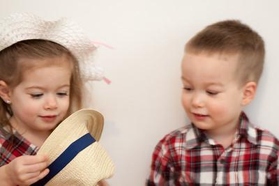 Twin's Hats