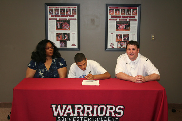 Basketball Signings