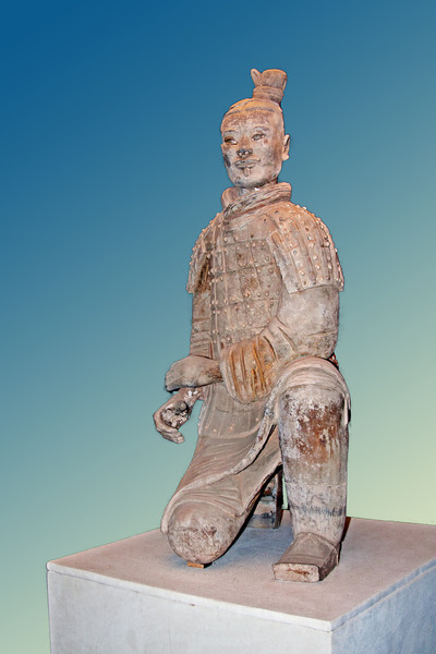 First Emperor of China's terracotta warriors, Xi'an, China