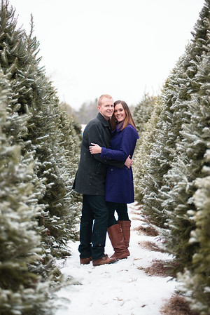 Becky and Garrick's Engagements