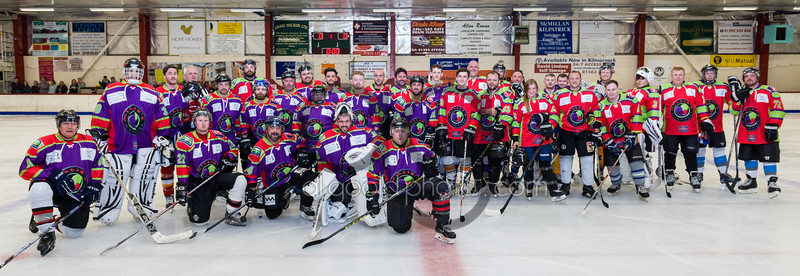 Millies Charity Game Rnd 2 2017