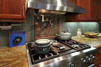2 kitchens