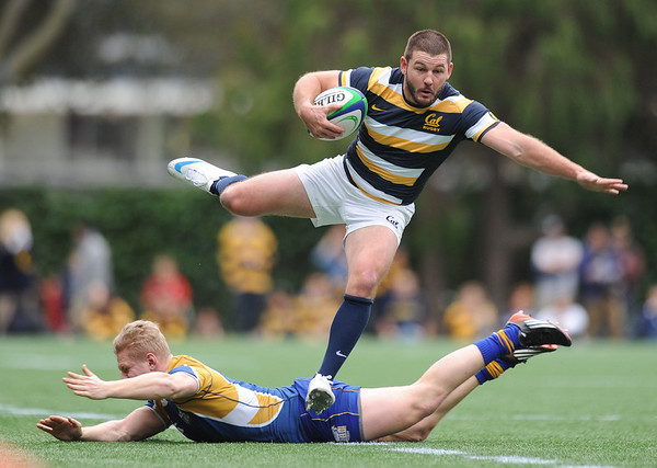 MEN'S COLLEGE RUGBY