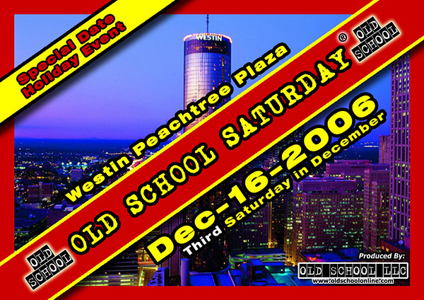 OSS @ Westin Peachtree Plaza ::: ATL, GA [Dec.16.2006]