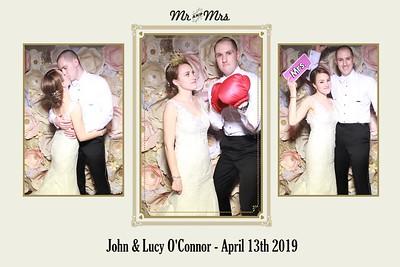 O'Connor Pendergast Wedding