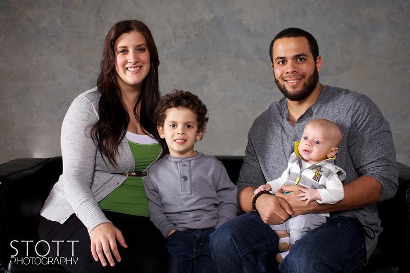 Davis Family 2011
