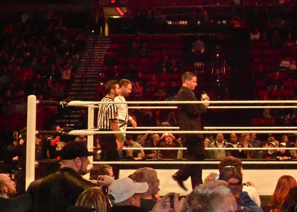 WWE RAW - Feb 2012