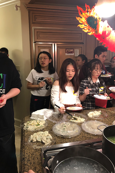 2019 Lunar New Year pictures