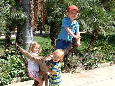 Santa Ana Zoo 6-05 Repetti's and Fongs