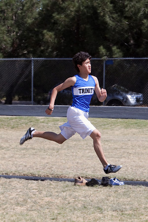 Varsity Track A