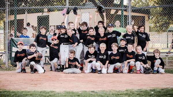 Valley Oaks Team Photo