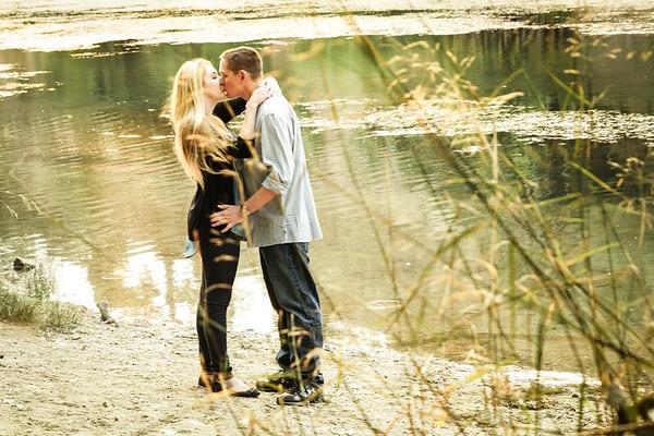 Ashli & Justin Engagement - 2015