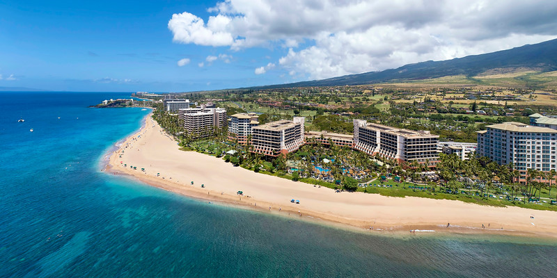 Ka'anapali Beach - best beaches in Maui