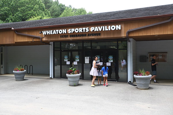20190616 World Cup Soccer Viewing Party at Wheaton Sport Pavillion
