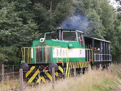 Elsecar Railway 2009