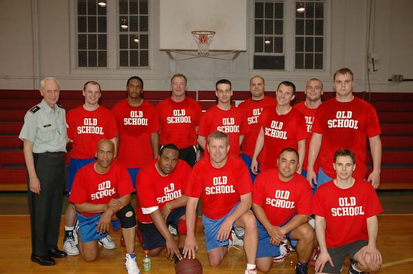Senior vs. Faculty Basketball Game