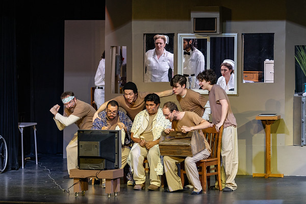 2019-10-12 One Flew Over the Cuckoo's Nest