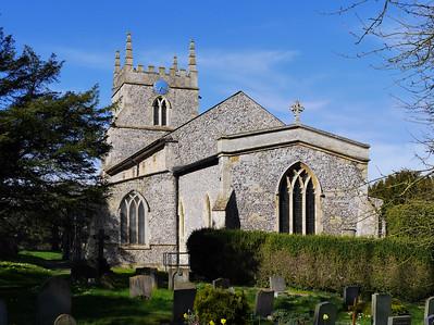 St Peter and St Paul, Church of England, Church Lane, Aston Rowant, OX49 5SR