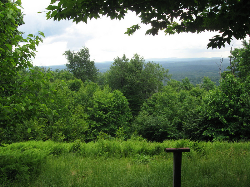Backbone Mountain  (3.0 miles; d=4.40)