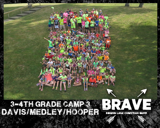 3-4th Grade Camp 3