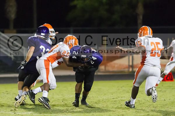 Boone Junior Varsity Football #20 - 2013
