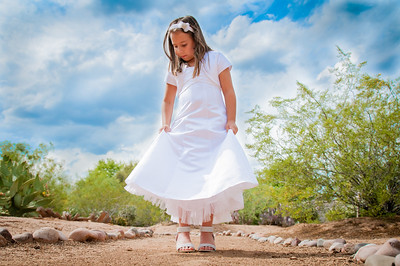 Ariana's 1st Communion & Confirmation