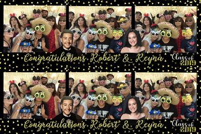 Class of 2019 Robert & Reyna