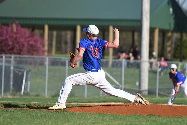 Varsity Baseball vs Gretna - Districts