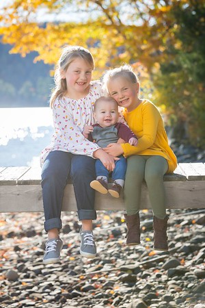 Layla, Annie and Charlie 2019