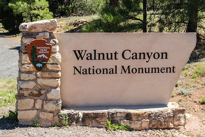 2016-05-21 | Walnut Canyon National Monument | Arizona | Road Trip