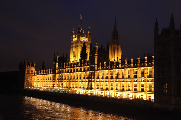 London night - August, 2010