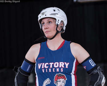 2019-20 Game 1 - Victory Vixens vs Black Eye Susans