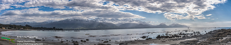 The Kaikoura Ranges