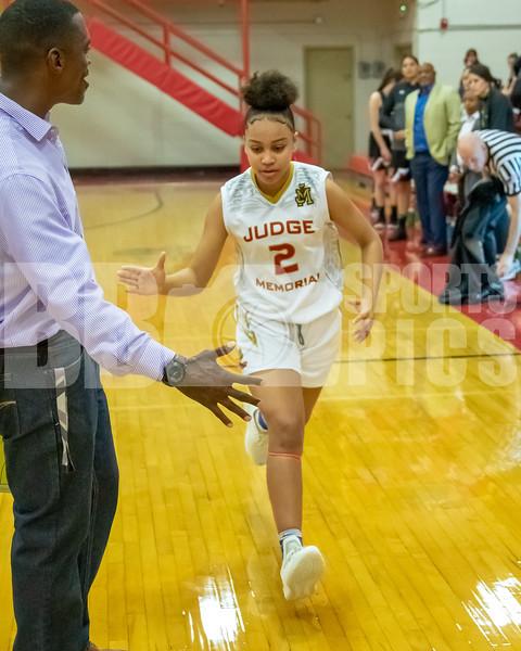 Girl's Basketball 2018-2019