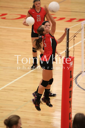 Mena vs Ftn Lake - 9th Grade Volleyball 2012
