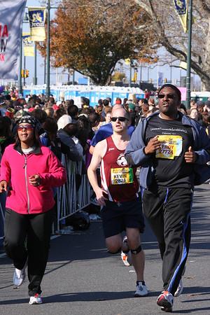 Philadelphia Marathon 2009