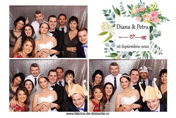 Diana si Petru - Nunta - 26 Septembrie 2020