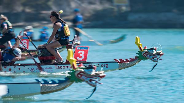 Dragon Boat Race San Francisco